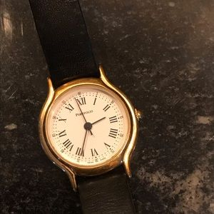Tiffany & Co. Ladies Gold Electroplated Watch